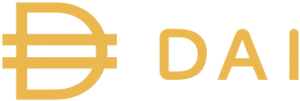 DAI Stablecoin Logo